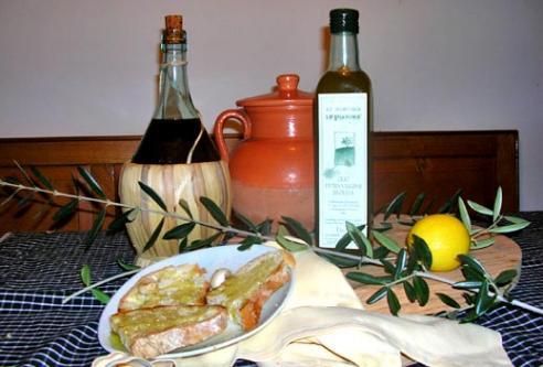 Kalt-Gepresstes Olivenöl